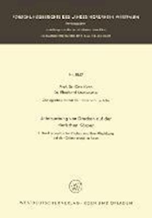 Untersuchungen Von Drucken Auf Den Tierischen Korper af Otto Kuhn, Otto Kuhn