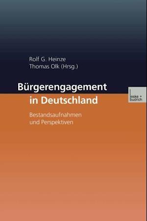 Burgerengagement in Deutschland