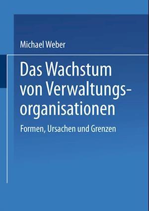 Das Wachstum von Verwaltungsorganisationen