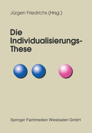 Die Individualisierungs-These