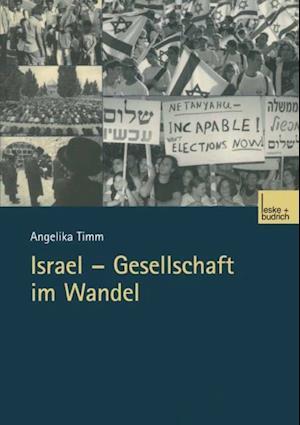 Israel - Gesellschaft im Wandel af Angelika Timm