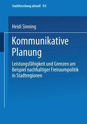 Kommunikative Planung af Heidi Sinning