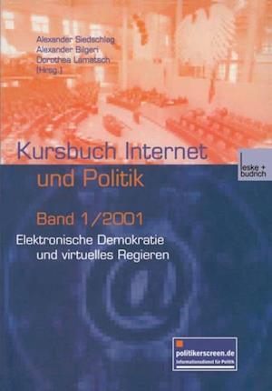 Elektronische Demokratie und virtuelles Regieren
