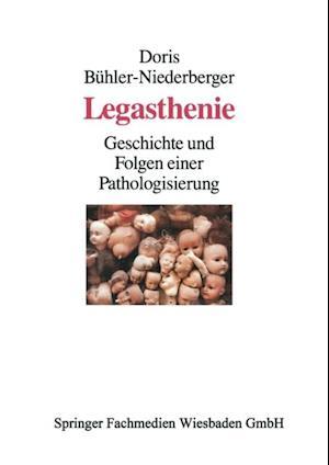 Legasthenie af Doris Buhler-Niederberger
