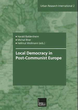 Local Democracy in Post-Communist Europe