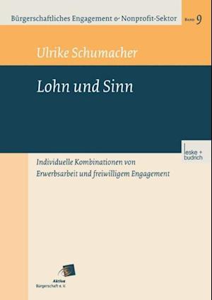 Lohn und Sinn af Ulrike Schumacher