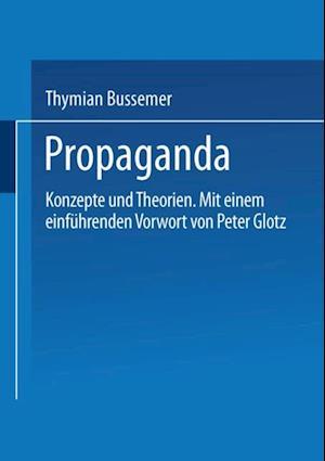Propaganda af Thymian Bussemer