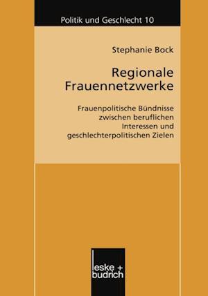 Regionale Frauennetzwerke af Stephanie Bock
