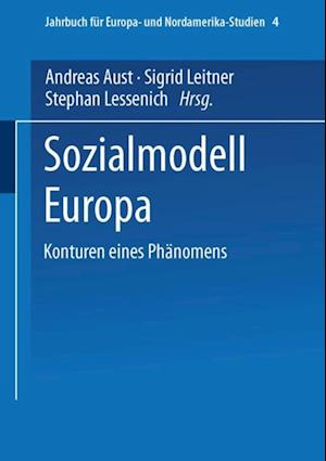 Sozialmodell Europa af Stephan Lessenich, Andreas Aust, Sigrid Leitner