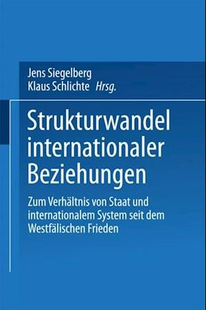 Strukturwandel internationaler Beziehungen