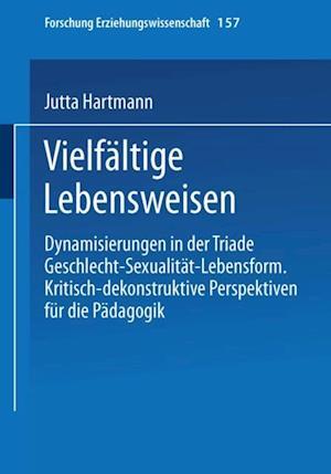 vielfaltige Lebensweisen af Jutta Hartmann