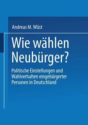 Wie wahlen Neuburger? af Andreas M. Wust