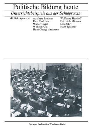Politische Bildung heute af Walter Gagel