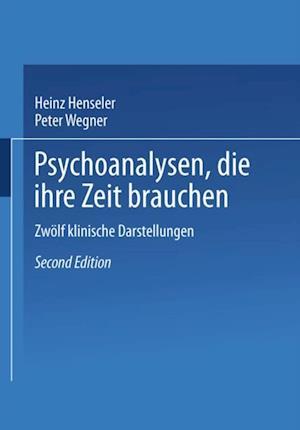 Psychoanalysen, die ihre Zeit brauchen