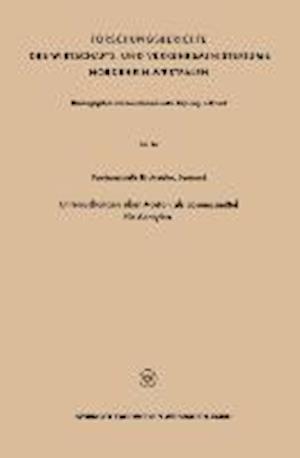 Untersuchungen Uber Aceton ALS Losungsmittel Fur Acetylen af L. Brandt