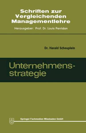 Unternehmensstrategie af Harald Scheuplein