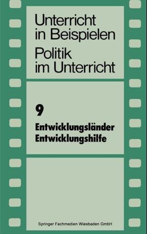 Entwicklungslander, Entwicklungshilfe af Hans-Peter von Soosten