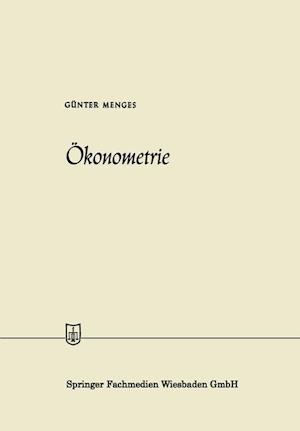 Okonometrie af Gunter Menges