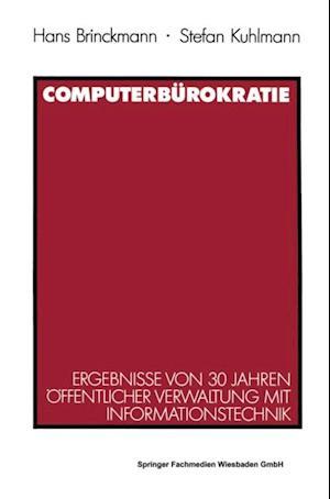Computerburokratie af Hans Brinckmann, Stefan Kuhlmann