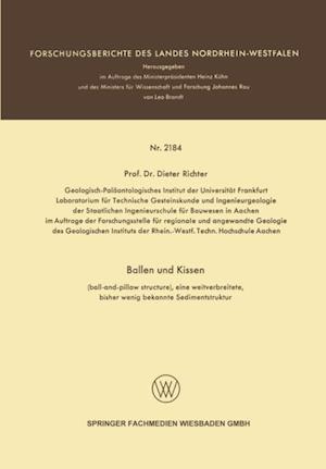 Ballen und Kissen af Dieter Richter