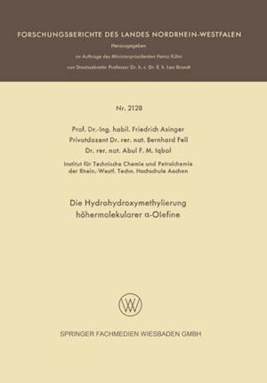 Die Hydrohydroxymethylierung hohermolekularer a-Olefine af Friedrich Asinger
