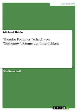 Bog, paperback Theodor Fontanes