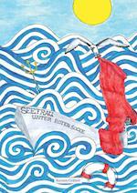 Seefrau Unter Roter Socke af Kerstin Gratzer