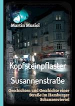 Kopfsteinpflaster Susannenstrasse af Martin Musiol