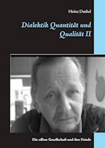 Dialektik Quantitat Und Qualitat II