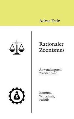 Bog, paperback Konsum, Wirtschaft, Politik af Adeas Fede