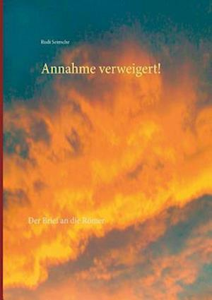 Bog, paperback Annahme Verweigert! af Rudi Seinsche