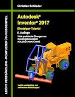 Autodesk Inventor 2017 - Einsteiger-Tutorial Holzruckmaschine