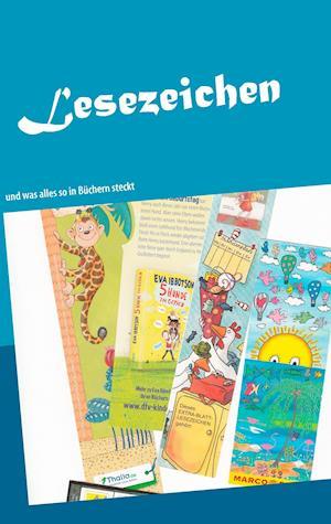 Bog, paperback Lesezeichen af Angelika Tzschoppe