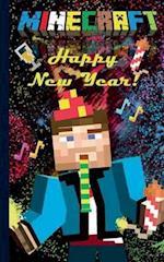 Minecraft - Happy New Year (Notebook)