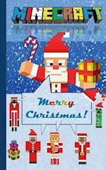 Minecraft - Merry Christmas! (Notebook)