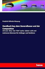 Handbuch Bey Dem Generalbasse Und Der Composition