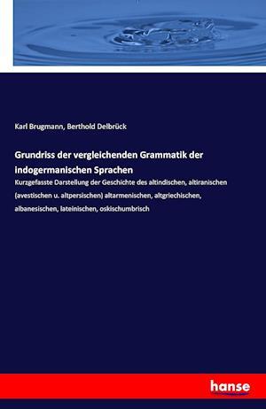 Bog, paperback Grundriss Der Vergleichenden Grammatik Der Indogermanischen Sprachen af Berthold Delbruck, Karl Brugmann