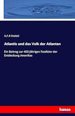 Atlantis Und Das Volk Der Atlanten