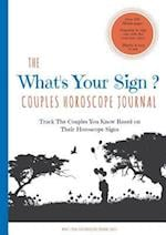 The What's Your Sign Couples Horoscope Journal