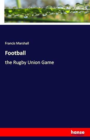 Bog, paperback Football af Francis Marshall