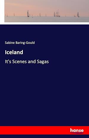 Bog, paperback Iceland af Sabine Baring-Gould