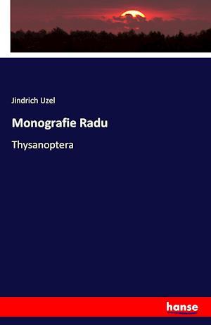 Bog, paperback Monografie Radu af Jindrich Uzel