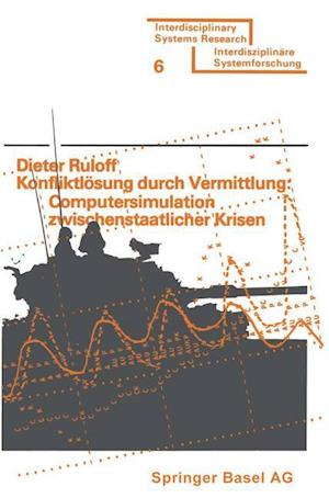 Konfliktlosung Durch Vermittlung af Dieter Ruloff