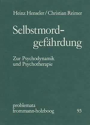 Selbstmordgefahrdung af Christian Reimer, Heinz Henseler