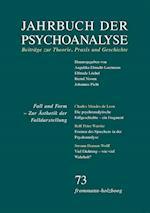 Jahrbuch Der Psychoanalyse / Band 73