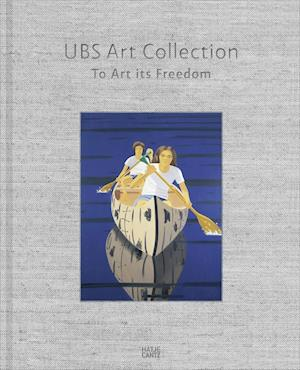 Bog, hardback UBS Art Collection af Dieter Buchhart