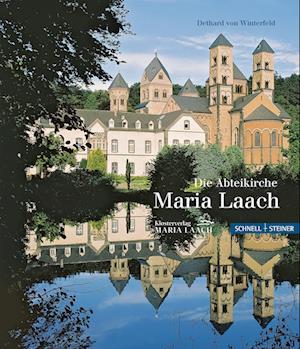 Bog, hardback Die Abteikirche Maria Laach af Dethard Von Winterfeld