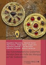 Das Fruhmittelalterliche Graberfeld Almalyk-Dere Am Fusse Des Mangup Auf Der Sudwestkrim (Romisch Germanisches Zentralmuseum Monographien Des Romisc, nr. 115)