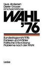 Wahl '76 af Uwe Andersen