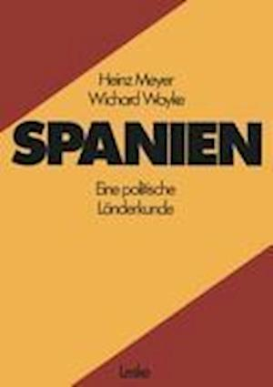 Spanien af Heinz Meyer